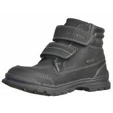 Botas Niño GEOX JR WILLIAM B ABX, Color Negro