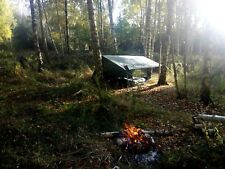 BUGOUT BUSHCRAFT KIT - COMPLETE SURVIVAL - CAMPING  FIRE STARTING  OUTDOOR PACK