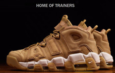Nike Air More Uptempo Flax P Wheat Flax Pack Men's Trainers All Sizes AA4060-200