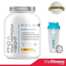 PhD Nutrition Synergy ISO-7 (2kg) FAST FREE DELIVERY