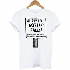Welcome to Mystic Falls - Vampire Diaries T-Shirt - Fun Cases