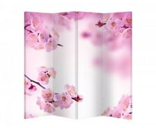 DOUBLE SIDED CANVAS DRESSING SCREEN ROOM DIVIDER 6566 ALL SIZES