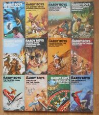 The Hardy Boys Books: Very Good Condition