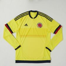 COLOMBIA FCF ADIDAS Climacool Home Yellow Football Soccer Jersey Men´s - M62786