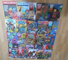 2000 AD Annuals/Yearbooks/Specials: Excellent Condition