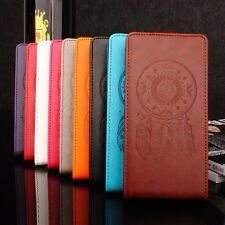 Funda libro flip piel sintetica tapa vertical atrapasueños Blackview Ultra Plus