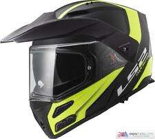 Casco LS2 METRO EVO FF324 RAPID Matt Black / H-V Yellow