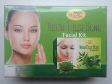 AQUAGLO Aroma Herbal Beauty Care Neem Tulsi Acne Facial Kit (250 ml + 75 ml)
