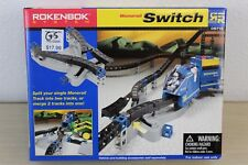Monorail Switch Set #06715 Rokenbok System Building 2001 NEW in Box