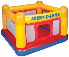 Inflatable Jumper Kids Toddler Bounce House Bouncing Exercise Pit Ball Play NEW