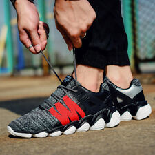 Men's Outdoor Casual Running Breathable Sneakers Athletic Training Sports Shoes