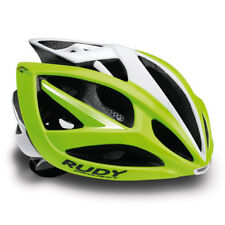 -- Rudy Project Casco Airstorm, Lime Fluo/White (Shiny)
