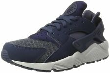 Nike Mens Air Huarache Shoe Thunder Blue/Obsidian Blue 318429-416