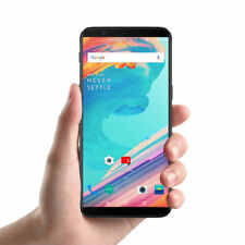 OnePlus 5T 6.01'' 4g Smartphone Octa-Core Android7.1.1 Cara Id Móvil Abierto sin