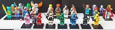 Power Rangers He-Man Street Fighter Thundercats Minifigures TV Shows Movies Film