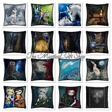 Cushion By Anne Stoke, Lisa Parker, Jasmine Becket Griffith | Nemesis Now