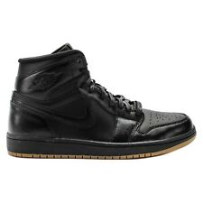 Nike Air Jordan 1 One Retro High OG Sneaker Zapatos Baloncesto negro 575441 020