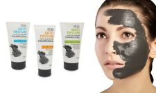 Dr Js Skin Revive Activated Charcoal Collection Face Scrub Mask & Detox Cleanser