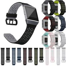 Sports Silicone Soft Wristwatch Strap Band Bracelet For Fitbit Ionic Smart Watch
