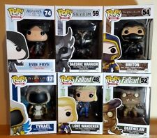 NEW Funko POP Vinyl Collectible Figures - Games