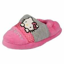 filles HELLO KITTY CHAUSSONS PERSAN