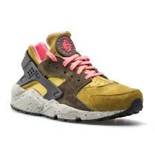 Nike Air Huarache Run Prm 704830302 giallo scarpe basse
