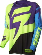 Shift Faction Jersey purple/yellow Motocross