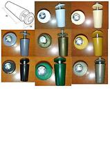 Tope de persiana normal  40 mm, varios colores, blind, tapon