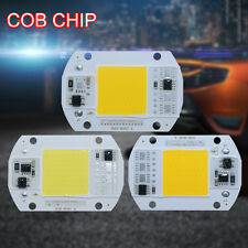 1/5xSmart IC Driver 30W 50W LED Floodlights COB Chip Input Integrated AC110 220V