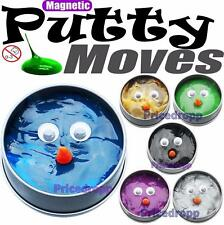UK Creative Toy Magnetism Hand Mud Putty Slime Play Dough Rubber Plasticine Clay