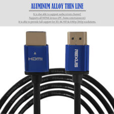 1M/3M/5M/10M Super Long Aluminum Alloy HDMI Cable Male To Male HDMI Cable YT