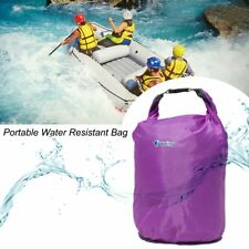 Bluefield 10L Waterproof Camping Bag Portable Water Resistant Light Weight YT
