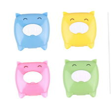 Cute Pig Design Contact Lens Case Mirror Case Storage Container Box TU