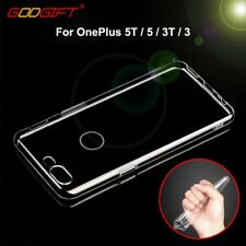 OnePlus 5T Case Transparent One Plus 5T Silicone Soft Cover Phone Case 1+ New