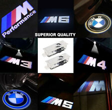 2x LED Cree Proyector Puerta de coche luces Shadow CHARCO laser Logo Para Bmw