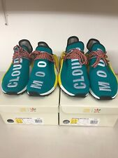 Adidas Pharell PW Human Race NMD Trail Teal Green AC7188 Sizes 5.5uk 8.5uk