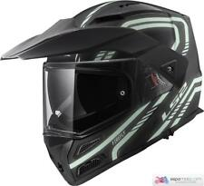 Casco LS2 METRO EVO FF324 FIREFLY Matt Black / Light