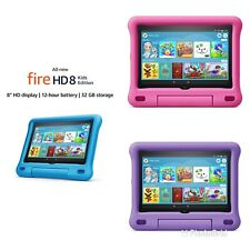 Amazon Fire 8 Kids Edition Tablet 32GB , 8 Inch Display Quad-core,Fire OS, Wi-Fi