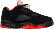 NIKE Air Jordan 5 Retro Low Alternate Zapatillas de baloncesto negro 314338 001