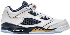 NIKE Air Jordan 5 Retro Low Dunk From Above Zapatilla Sneaker blanco 314338 135
