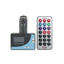 Wireless FM Transmitter Car Kit MP3 Player LCD Screen Remote Control