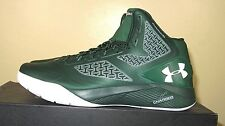 Under Armour Clutchfit Drive 2 Mens Basketball Trainers in Green