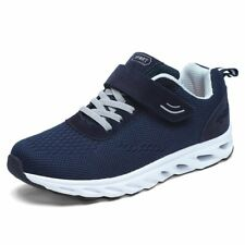 Mens Womens Lightweight Casual Lace Up Sneakers Trainer Lace Up Running Shoes