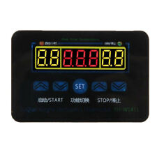 DC /AC Adjustable Digital Temperature Controller Thermostat Timer Switch