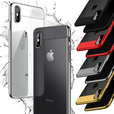 New ShockProof Hybrid Silicone Case Cover for  iPhone 7 X 8 6S 6 Plus