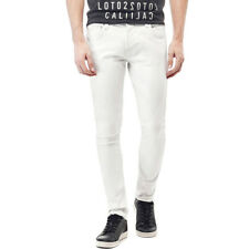 PANTALONE SUPERSKINNY UOMO GUESS COLORE GHIACCHIO - M73AN1W8S71 G