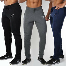 Trousers Gym Shark Casual Sport Running Jogging Soccer Pants Athletic Men