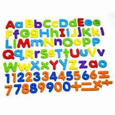 Magnetic Letters and Numbers for Educating Kids in Fun -Educational Alphabet