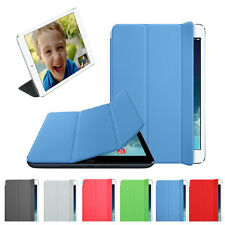 magnetica sottile in pelle Smart Cover Sonno Veglia Custodia per Apple iPad