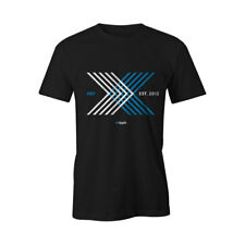 XRP Ripple 5th Anniversary T-Shirt Replica, XRP, Bitcoin, Litecoin